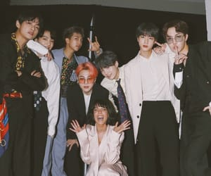 bts, halsey, and jimin image