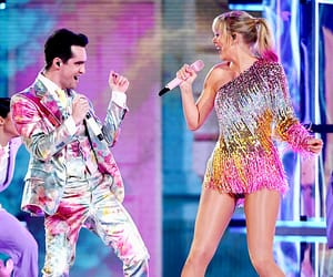 brendon urie, me!, and Taylor Swift image