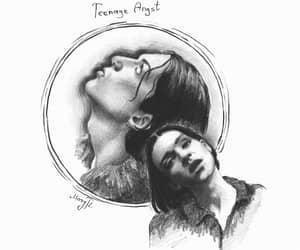 Brian Molko, Placebo, and marytl image