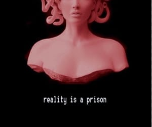 black, quotes, and reality image