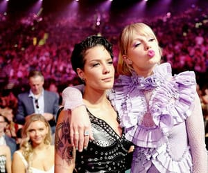 Taylor Swift and halsey image