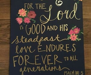 god, quotes, and psalm image