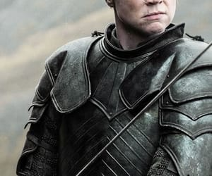 game of thrones, don't mess her around., and brienne of tarth image