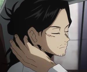 aizawa, anime, and boy image