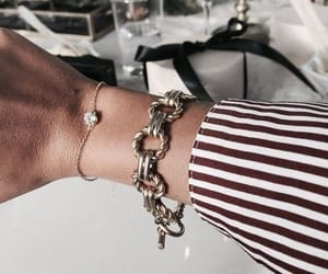 aesthetic, beauty, and bracelet image
