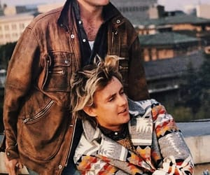 80's, beautiful, and best friends image