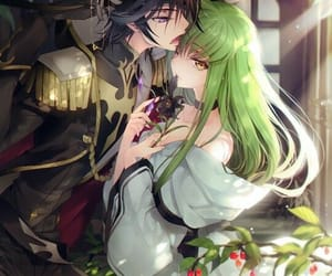 anime, anime girl, and code geass image