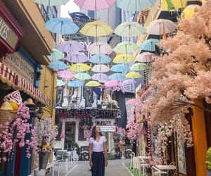 Athens, blossom, and fairytales image