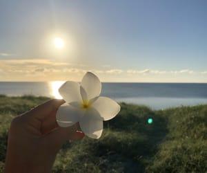 beach, faith, and girl image