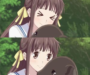 anime, anime girl, and fruits basket image