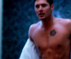 gif, Jensen Ackles, and supernatural image