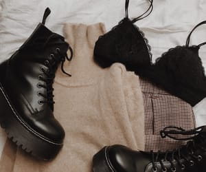 aesthetic, boots, and cliche image