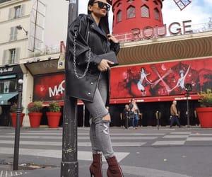 badass, beauty, and fashion image