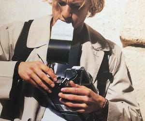 actor, blonde, and heath ledger image