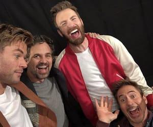 Marvel, chris evans, and Avengers image