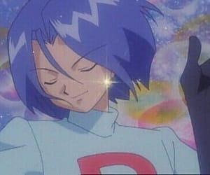 anime, magical, and purple image