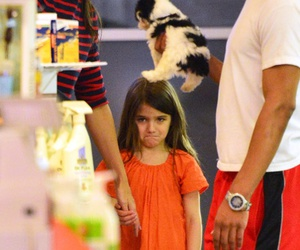 Katie Holmes, suri cruise, and cute image