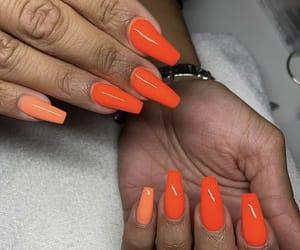 gel, nail, and polish image
