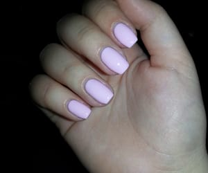 nails, Nude, and 💅 image