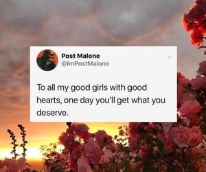 quotes, post malone, and aesthetic image