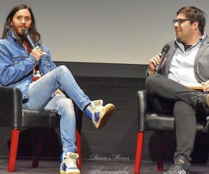 30 seconds to mars, interview, and vocalist image