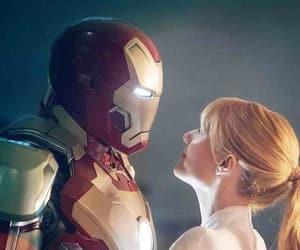 iron man, tony stark, and iron man 3 image