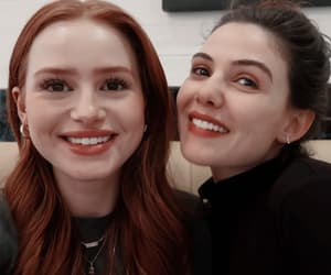 riverdale, danielle campbell, and cheryl blossom image