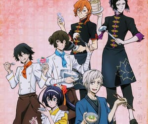bungou stray dogs, bungo stray dogs, and anime image