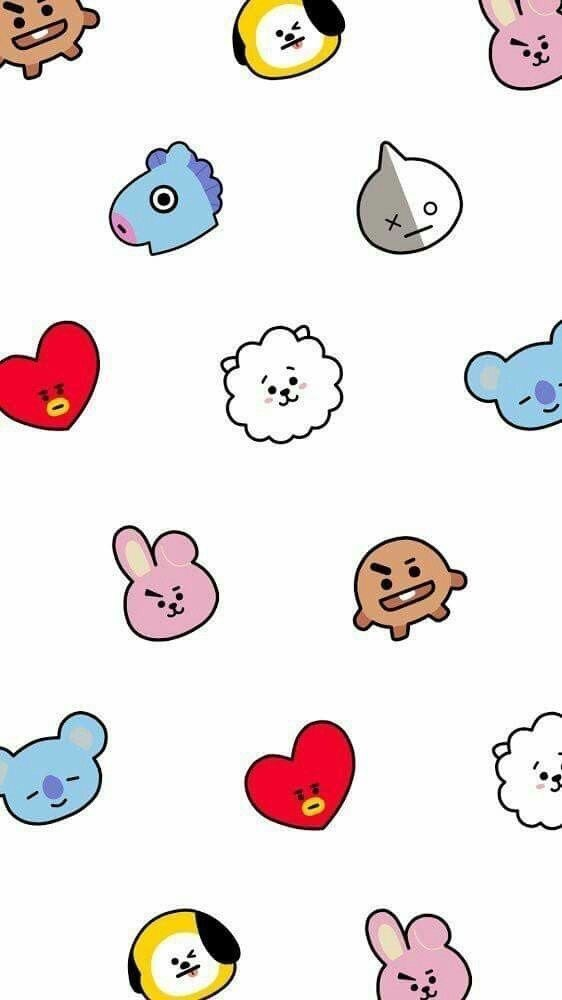 Image about cute in 🌟🌠BT21🌟🌠 by 🍩 ⋆ 🍧 🎀 𝐿𝒾𝓉𝓉𝓁𝑒 𝓂𝒾𝓃