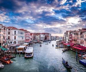 venice and city image