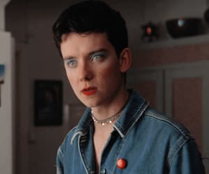 make up, sex education, and asa butterfield image