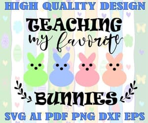 canvas, surfaces, and easter svg image