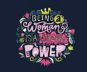 funky, girl power, and motivational image