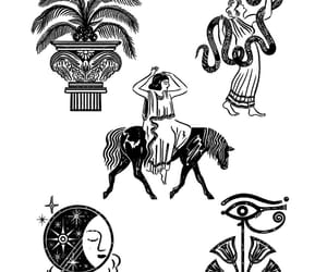 ancient greece, art, and egyptian image