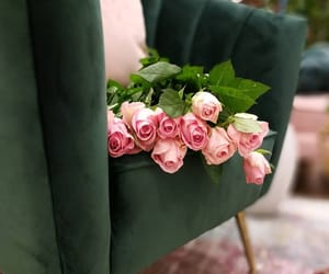 beautiful, rose, and rose bouquet image