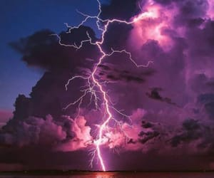 beautiful, nature, and purple image