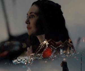 red woman and game of thrones image