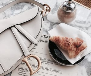 bag, cafe, and marble image