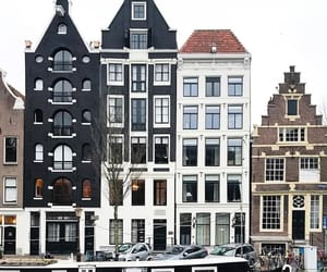 amsterdam, travel, and beautiful image