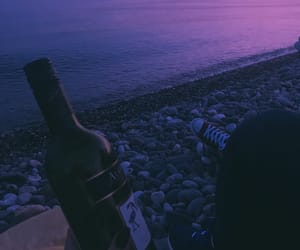 beach, tumblr, and grunge image