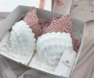 bra, fashion, and lingerie image