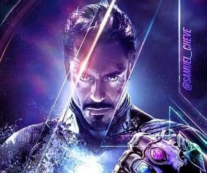 Avengers, avengers endgame, and iron man image