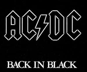 ACDC, music, and love image