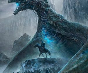 game of thrones and dragon image