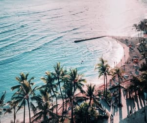 beach, travel, and world image