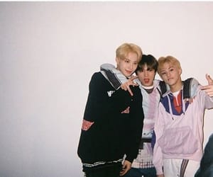 mark, jungwoo, and haechan image