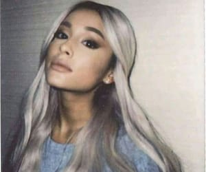 beuty, ariana grande, and singer image