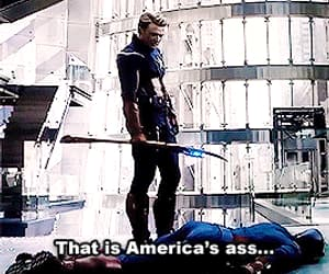 Avengers, chris evans, and captain america image