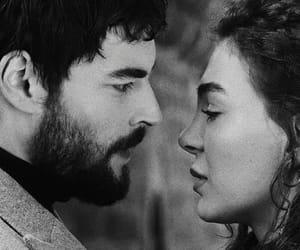 couple, love, and hercai image