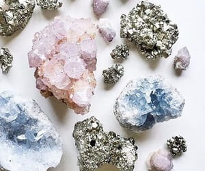 crystal, crystals, and stone image